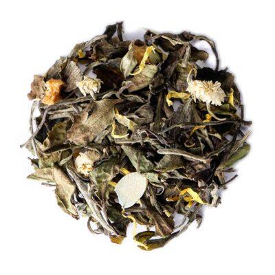 Nashi, thé blanc parfumé - les thés OCHAYA