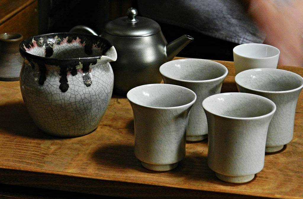 Art du thé