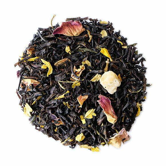 Momiji, le thé des couleurs - les thés OCHAYA