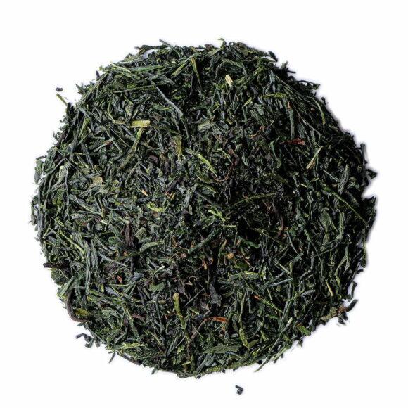 sencha také un thé vert de Uji