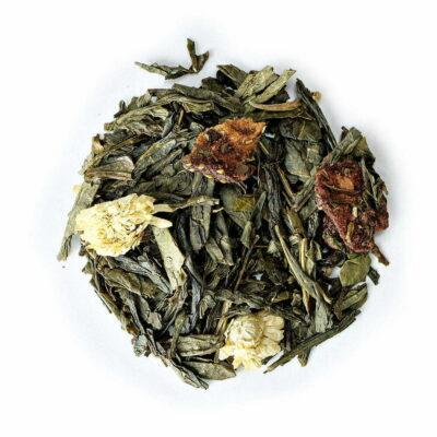 thé fraise jasmin - les thés OCHAYA