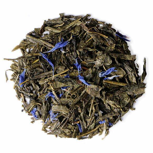 Thé violette - les thés OCHAYA