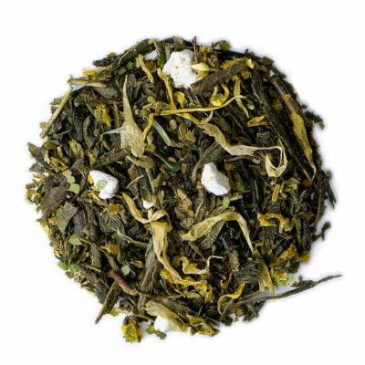 Yuzu, thé vert parfumé - OCHAYA