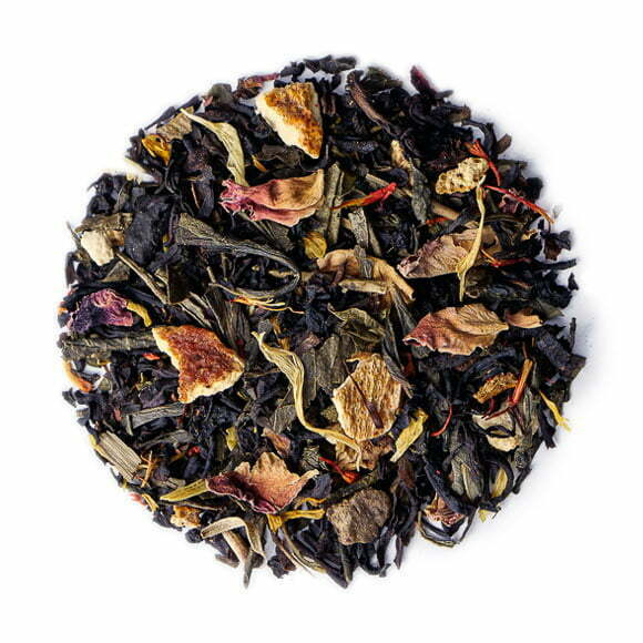 Lumières de Provence, thé parfumé - les thés OCHAYA