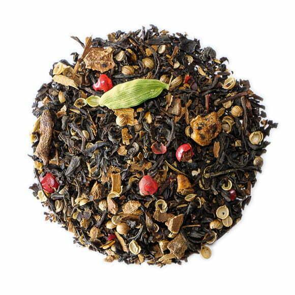 Thé de Noël, la tradition - les thés OCHAYA