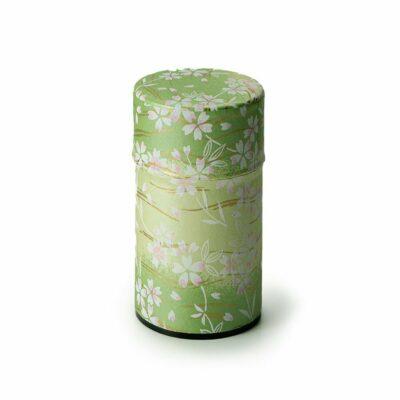 Boîte à thé Hanami